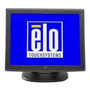 "Elo 15"" LCD, INTELLITOUCH (SURFACE WAVE) TOUCH TECHNOLOGY"