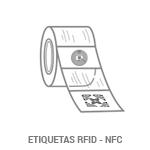 Etiquetas RFID-NFC