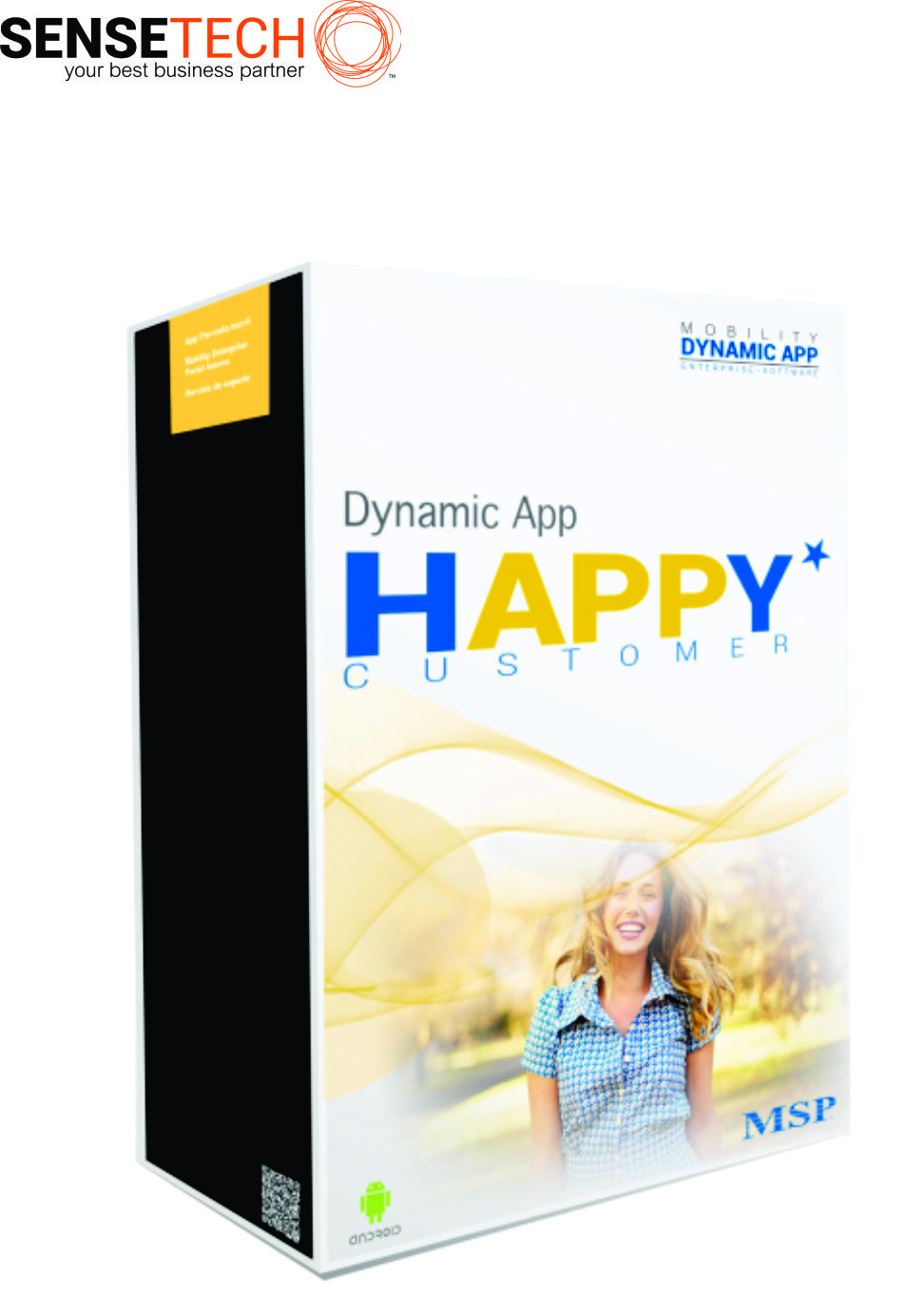 Dynamic App Happy Costumer (Satisfacción del cliente)