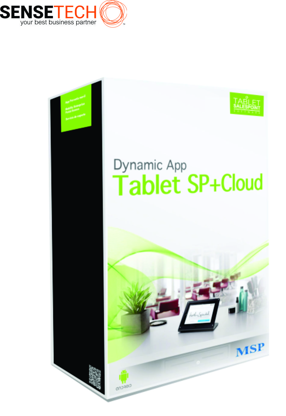 Punto de venta App Tablet SP Cloud