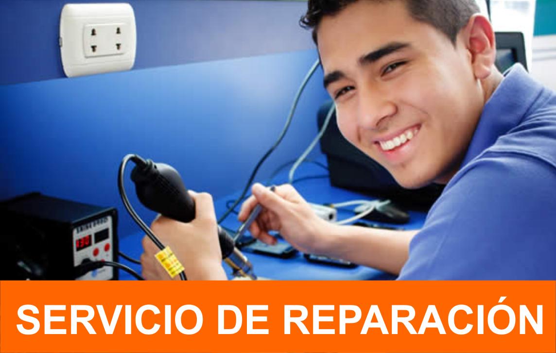Servicio de reparación de terminales e impresoras