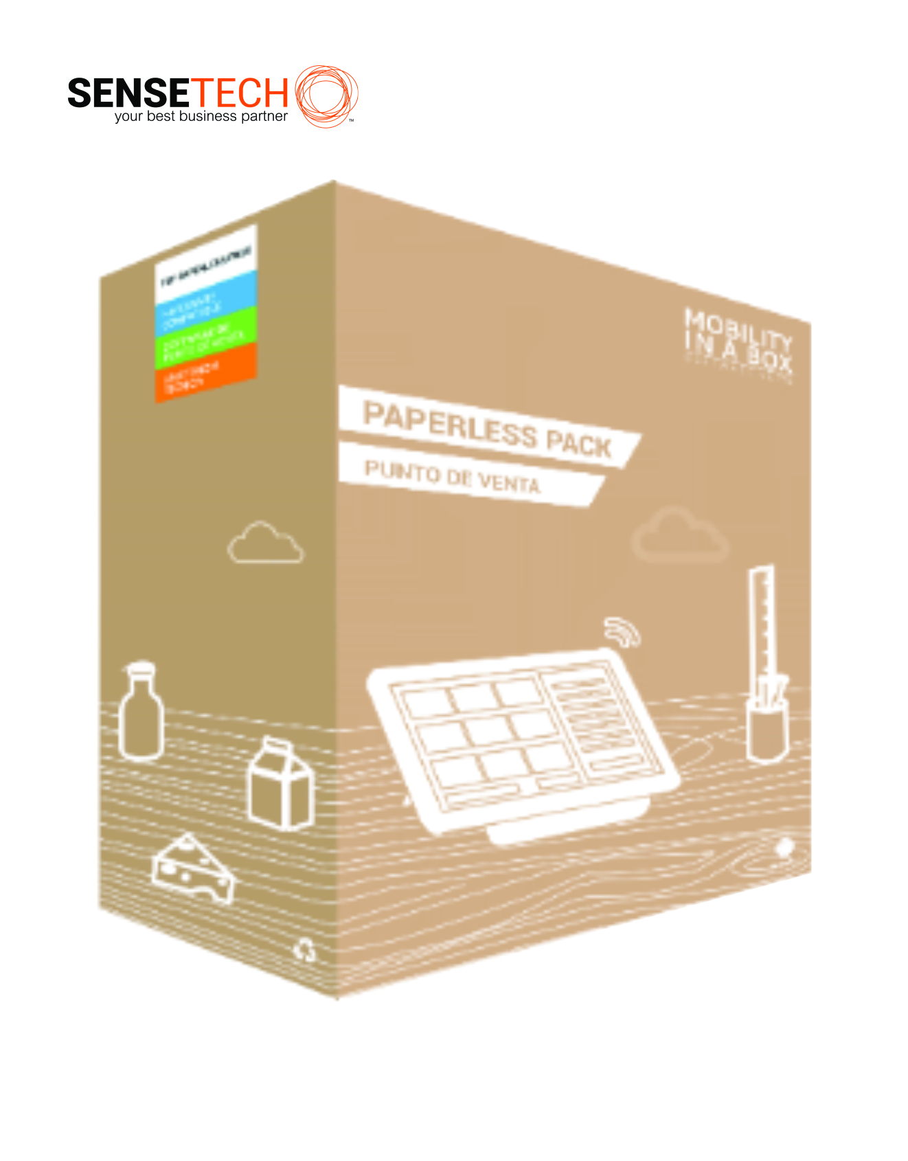 TSP Paperless Pack