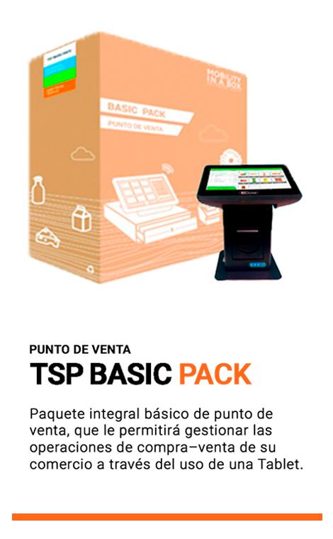 TSP BASIC PACK