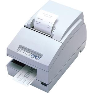 Epson Impresora matricial de recibos y validación,76mm