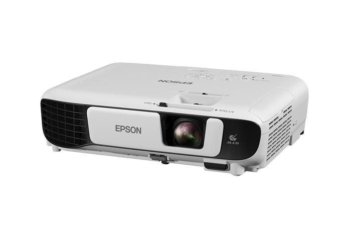 Epson POWERLITE E20 3LCD CLASSROOM PROJECTOR