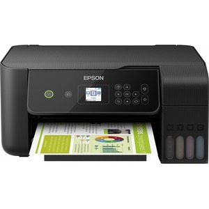 Epson Multifuncional Tanque de Tinta + Wifi - reemplaza L495 Retail